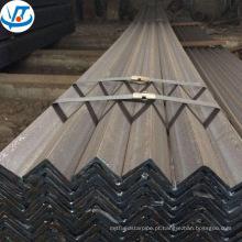 Aço laminado a quente / liga / aço galvanizado ângulo ferro pesos