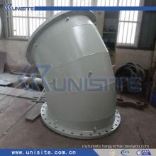 high pressure welded double wall carbon steel pipe for dredger (USC-6-002)