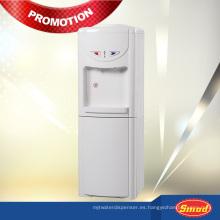 mini dispensador de agua de plástico frío y caliente de china con refrigerador
