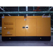 CE Approved 138kVA/110kw Silent Diesel Genset with Cummins Engine and Godlike Alternator
