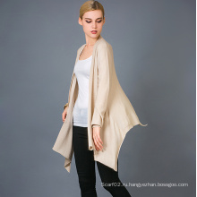 Женская мода кашемир Blend Sweater 17brpv054