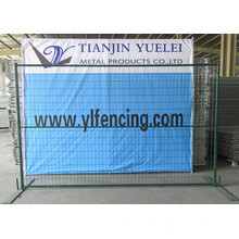 Galvanised Temporary Fence for Australia Market/Chain Link Type Temporary Fence/Powder Coated Temporary Fence