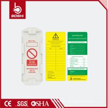 Acessórios para andaimes de materiais de tag PP / ABS (10pcs, inserções 20pcs, canetas 2pcs) BD-P34