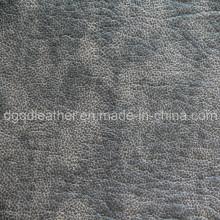 Cuir de meubles d'unité centrale respirable de conception de mode (QDL-FB0063)