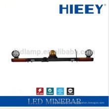 Barra de minas, barra de mineração, barra de mineração LED, barra de luz LED