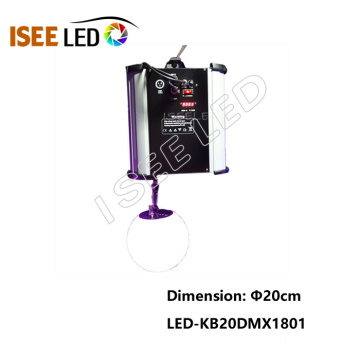 35CM+LED+Lifting+Ball+DMX+Stage+Lighting