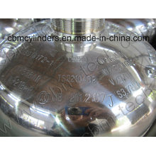 ISO18172-1 Standard Stainless Steel Tanks 79L for C2h4o