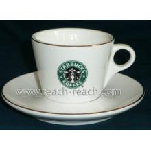 Керамическая кружка кофе популярные 300 мл (R-3045)