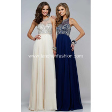 Gorgeous A line Chiffon Bridesmaid Prom Dress