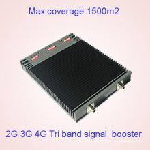 Teléfono celular 2g 3G / 4G Repetidor Booster de señal