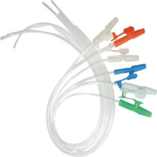 Catéter desechable de succión infantil de PVC