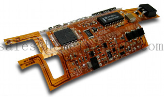 Multilayer Flexible PCB assembly