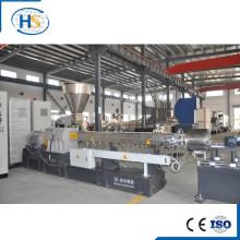 Venta de la máquina del extrusor del plástico del estándar de los PP / PE / ABS / del animal doméstico