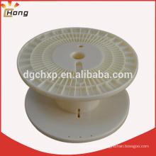 Bobina plástica del carrete plástico vacío DIN160