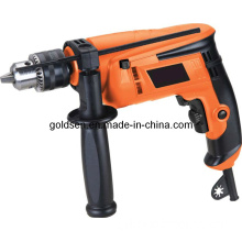 Hot 13mm 500W Portable Power Steel Concrete Wood Core Drilling Machine Handheld Electric Impact Drill (GW8074)