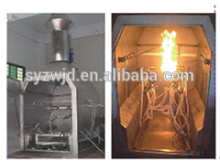 FM - NH - 1020 valve of fire resisting test equipment