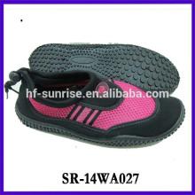 Новый стильный теплый водонепроницаемый обувь водонепроницаемая обувь ходить на воде обувь