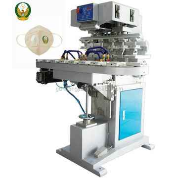 P6C pad printer machine pneumatic belt type printer