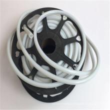O tubo flexível conduzido de néon smd2835 120leds / m conduziu o cabo flexível de néon conduziu a luz redonda conduzida de néon 360 graus de néon flex