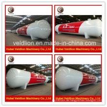 20 cbm -120 cbm LPG-Lagertank LPG-Tanker