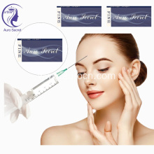 Injectable Dermal Filler Hyaluronic Acid Derma Filler