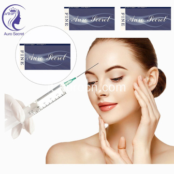 Filler dermico iniettabile Derma Filler all'acido ialuronico