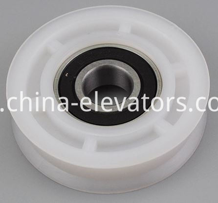 Nylon Door Hanger Roller for OTIS elevators 85*20*6204Z