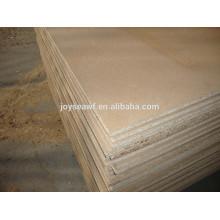 Melamin / Raw Spanplatte / Spanplatte für Möbel