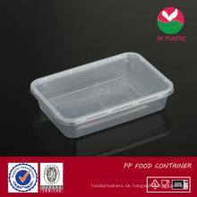 Lebensmittelbehälter aus Kunststoff (SK 500 mit Deckel)
