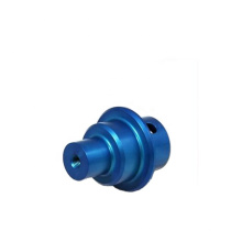 Factory Customized Color Anodized Precision Aluminum CNC Machining Parts for Automated Machinery