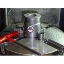 Rectificadora de superficie para muñones, seguridad y sistema automático