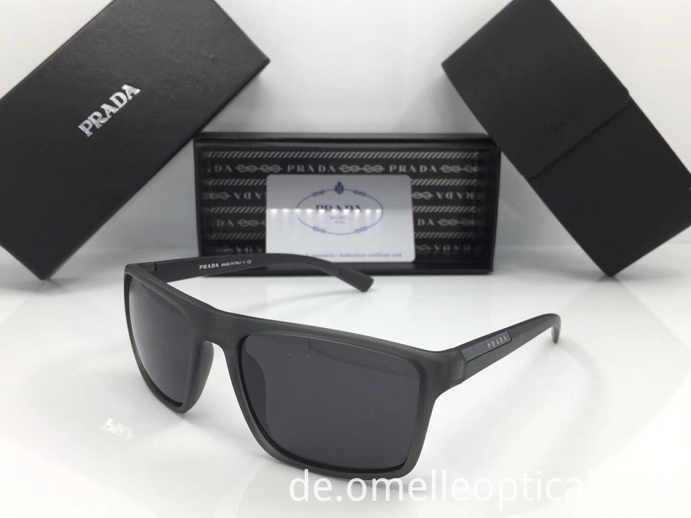Black Sunglasses Retro