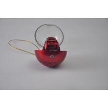 2015 Werbe Weihnachtskugel Form 1/56 Skala Mini Radio Control Auto Spielzeug