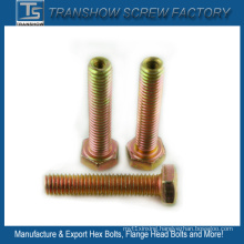 Low Carbon Steel Female Thread Bolt