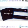 paquete de compresión médica en frío con cinturón y correa, cápsula de presión, terapia de frío