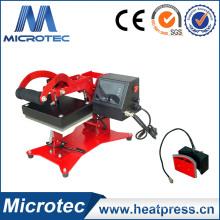 Prensa de calor económica Hobby con tapa calefactora (MEHP-200)