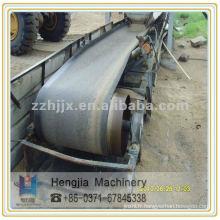 Bandes transporteuses pour l'industrie minière, convoyeur à béton