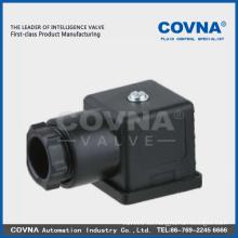 Bobina de solenoide COVNA Plastic AC24V-240V o DC12V-48V