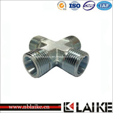 Carbon Steel 4-Way Cross Pipe Fitting (XD)