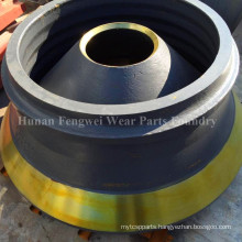 HP Cone Crusher Bowl Liner