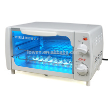 uv sanitizer with heater