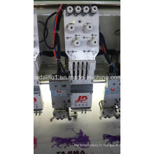 Machine à broder plate / machine à broder informatisée
