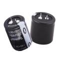 Topmay Sanp-in Condensador electrolítico de aluminio terminal 105c Tmce18 Paso 10mm