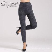 Professional Certification Wool Underwear Sknit Winter Female Pants