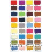 fieltro de poliéster colorido bordado producto