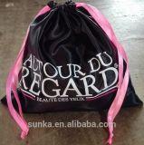 Customized Printed Satin Shoe Bag Dust Bag
