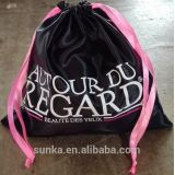 Customized Printed Satin Shoe Bag Dust Bag