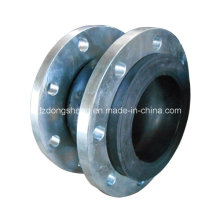 Rubber Expansion Joint with Flange End