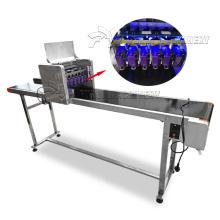stainless steel egg printing machine/egg print machine/egg processing machine