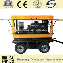 Paou 500kva Mobile Generator Set Fabrica